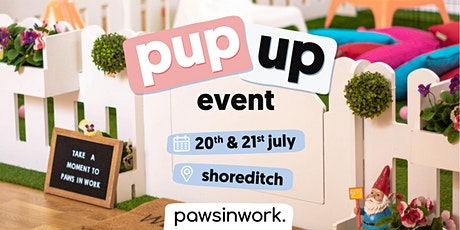Pup-Up Event - Shoreditch tickets