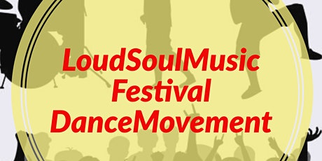 """Awarded by the Festival """"LoudSoulMusic & Dance 2021 - music/dance  category tickets"""