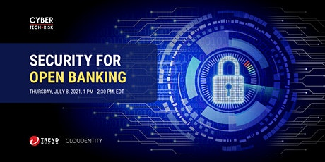 Cyber Tech & Risk - Security for Open Banking tickets