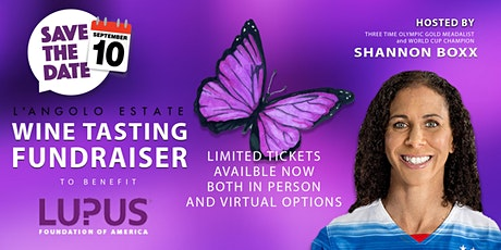 1st Annual Lupus Fundraiser tickets