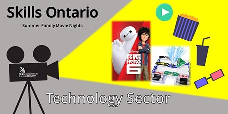 Skills Family Night: Technology Sector – Big Hero 6 tickets