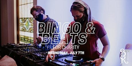 Bingo & Beats for Charity with Fox&Buck tickets
