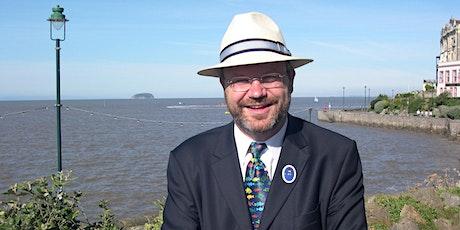 Ian Jelf's (Virtual) Tour of Weston-super-Mare's Historic Hillside tickets