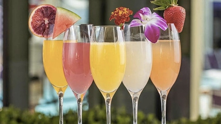 MIMOSA FEST at Afterlife Music Hall image