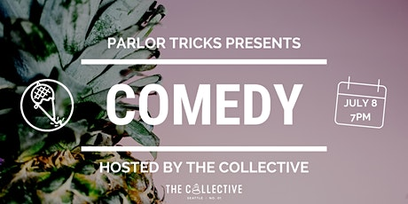 Parlor Tricks Comedy Night tickets