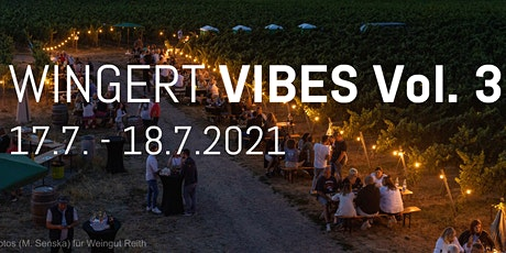 Wingert Vibes Vol. 3 2021 //  Weingut Reith Tickets