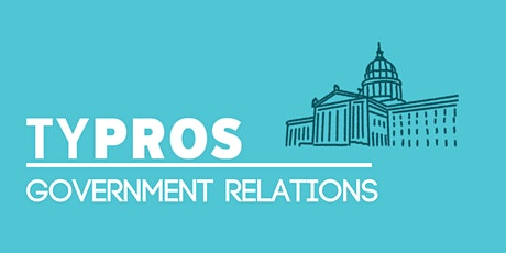 TYPROS Government Relations: BACK IN PERSON! tickets