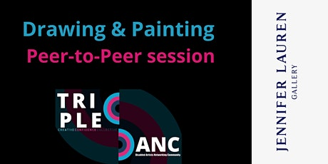 Drawing & Painting Peer-to-Peer session (morning session) tickets
