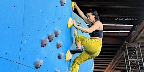 CRUX LGBTQ Climbing - Pride OUTSIDE Climb @ DUMBO Boulders tickets