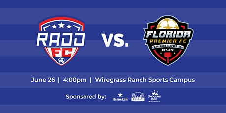 RADD FC Single Ticket vs Florida Premier - WPSL - June 26 tickets