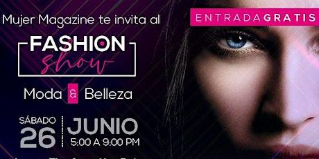 Fashion Show Moda y Belleza 2021 tickets