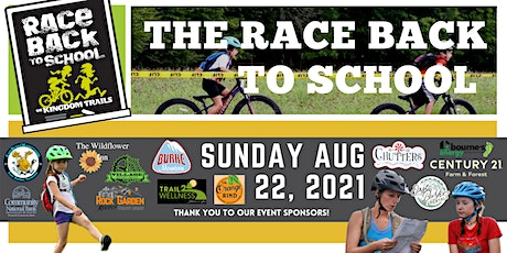 The Race Back to School 2021 tickets