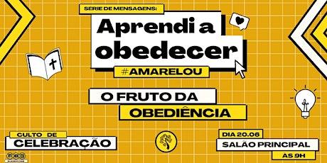 CELEBRAÇÃO CARVALHO 20.06 ÀS 9H NO SALÃO PRINCIPAL ingressos