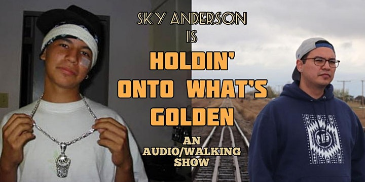 Holdin' Onto What's Golden - Live image