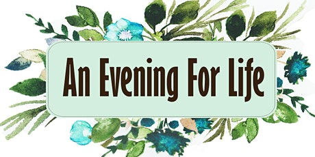 Evening for Life tickets
