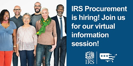 IRS Procurement Vacancy Information Session tickets