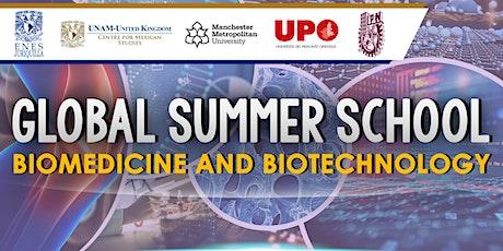 "Global Summer School ""Biomedicine and Biotechnology"" tickets"