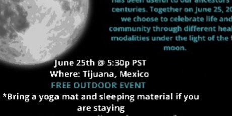 Full Moon Gathering boletos