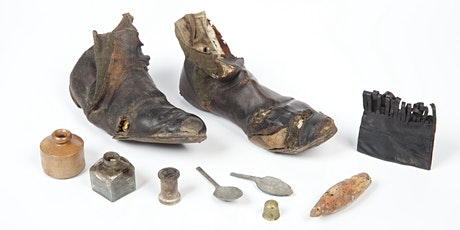 Lunchtime Talk: Concealed Shoes Revealed tickets