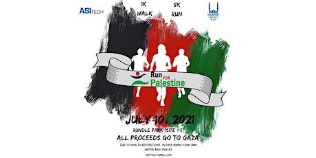 Run for Palestine | Edmonton tickets