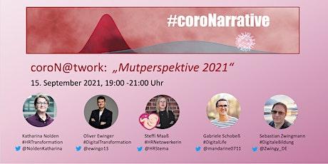 coroN@twork Treffen #3 Tickets