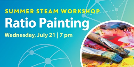STEAM Workshops: Ratio Painting tickets