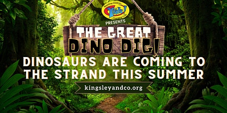 The Great Dino Dig! tickets