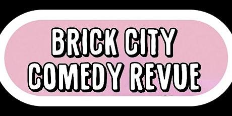 Brick City Comedy Revue tickets