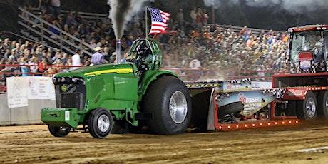 2021 De Leon Tractor Pull tickets