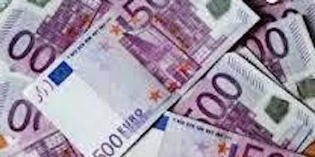 Offre de prêt d'argent à 3 % de taux d'intérêt CRÉDIT 100% RAPIDE tickets