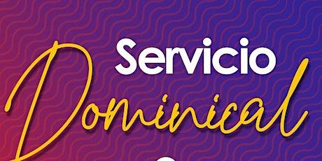 1er. Servicio Dominical - Domingo 27 de Junio entradas