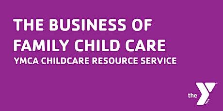 El Negocio de Cuidado Infantil Familiar:  Contrato y Políticas Efectivas boletos