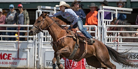 Sundre Pro Rodeo Perf 2.-12:30 PM - SATURDAY AFTERNOON -  August 7th, 2021 tickets