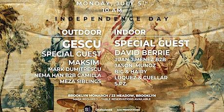 Gescu / Special Guests / Maksim / David Berrie & more tickets