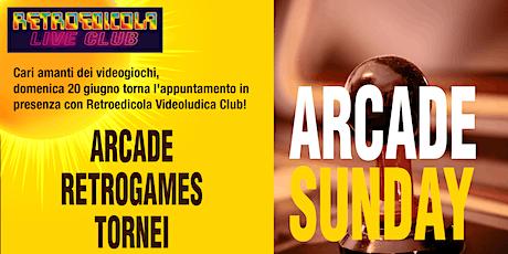 ARCADE SUNDAY tickets
