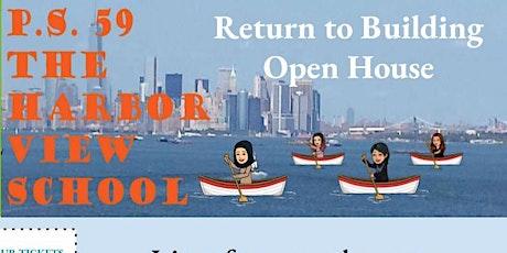 21-22 Return to School Open House - Upper Grades tickets