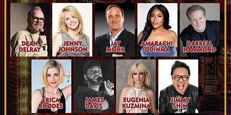 Roosevelt Comedy JUNE 19th - INSIDE ORIGINAL COMEDY THEATER tickets