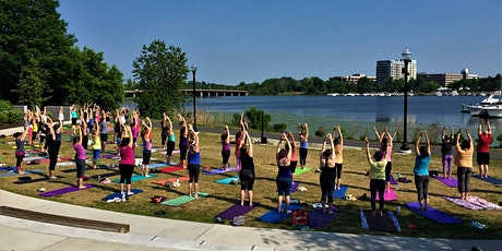 Yoga in The Park - Summer Solstice Edition(6/21) tickets