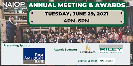 2021 Annual Meeting & Awards tickets