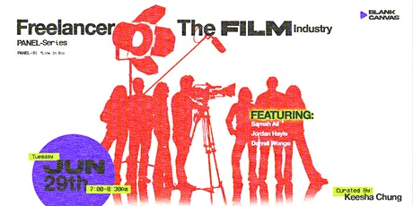 Freelancer Panel Series - The Film Industry tickets