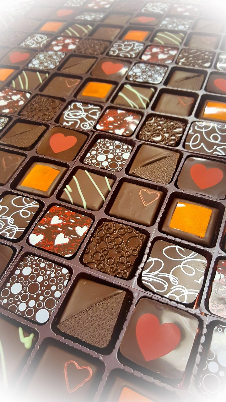 Practice Self Care with an Indulgent Chocolate Tasting image