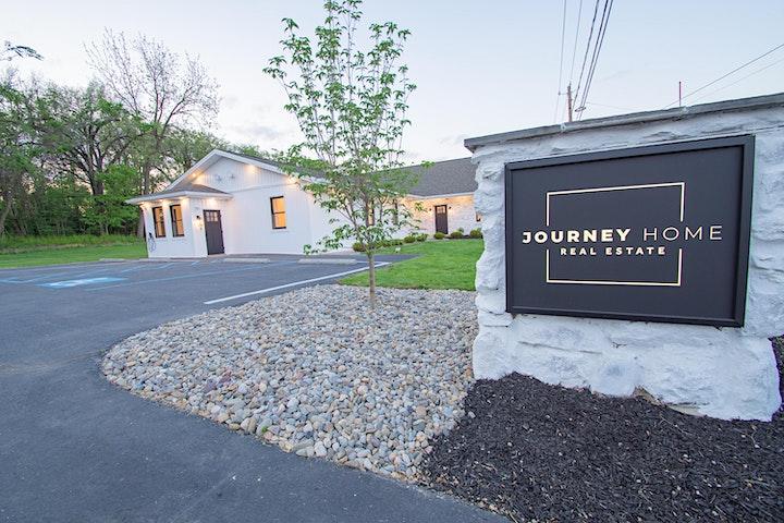 Ribbon Cutting Celebration   Journey Home Real Estate image
