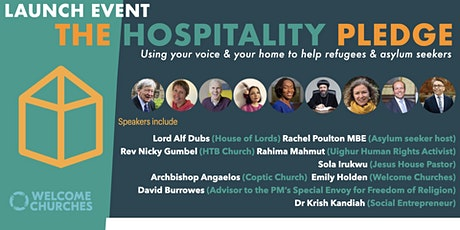 The Hospitality Pledge Launch Event tickets