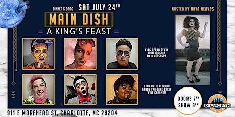 Main Dish - A Kings Feast tickets