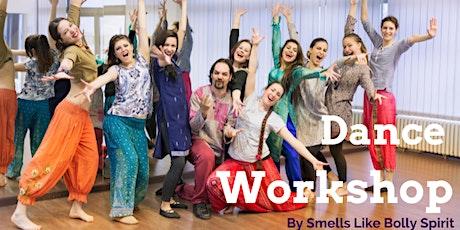 Bollywood Dance Workshop - Online LIVE- Learn Garba (Indian folk) Choreo tickets