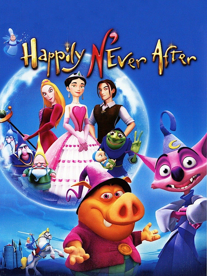 Friday Family Movie: Happily N'Ever After (TD SRC 2021) image