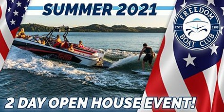 2-Day Summer Boating Event! tickets