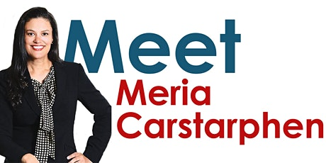 An Evening with Meria Carstarphen tickets