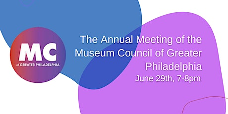 Museum Council Annual Meeting tickets