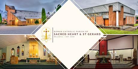 11.30am Mass at Sacred Heart tickets